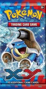 Pokémon: XY doplňkový balíček (1/36)