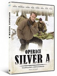 Operace Silver A (díly 1+2) - DVD