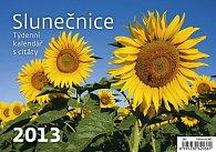 Kalendář stolní 2013 - Slunečnice