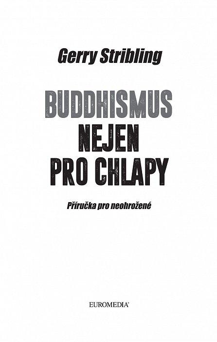 Náhled Buddhismus nejen pro chlapy. Příručka pro neohrožené