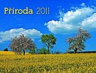 Kalendář 2011 - Příroda Supermini (15x11,5) stolní