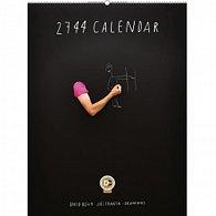 Kalendář nástěnný 2016 - David Böhm & Jiří Fanta,  48 x 64 cm