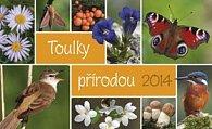 Toulky přírodou - Stolní kalendář 2014