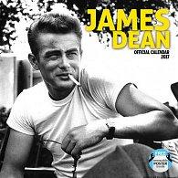 Kalendář 2017 - JAMES DEAN