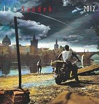 Kalenář nástěnný 2012 - Jan Saudek, 44 x 46 cm
