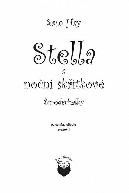 Náhled Stella a noční skřítkové - Šmodrchalky