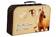 Kufřík Kůň 35 cm