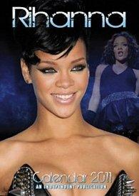 Rihanna 2011 - nástěnný kalendář