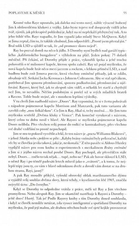 Náhled Z lásky oheň pohřební - Biografie skupiny The Doors