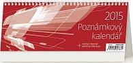 Kalendář stolní 2015 - Poznámkový kalendář (office)