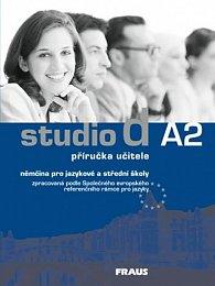 studio d A2 - příručka učitele