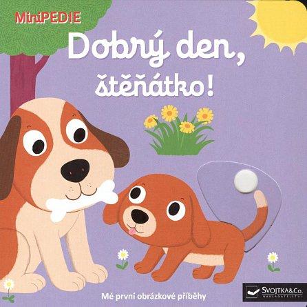 Náhled MiniPEDIE – Dobrý den, štěnátko!