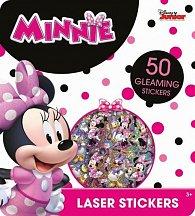 Minnie - Super třpytivé samolepky