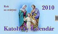 Katolícky kalendár 2010 - stolový kalendár