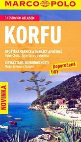 Korfu/cestovní průvodce ČJ MD