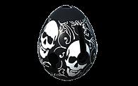 Smart Egg - SKULL