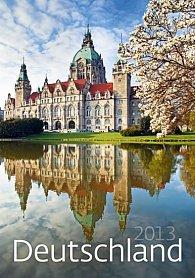 Kalendář nástěnný 2013 - Deutschland expedice od 15.7.2012