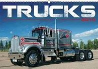 Kalendář 2014 - Trucks - nástěnný