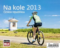 Kalendář stolní 2013 MiniMax - Na kole Českou republikou