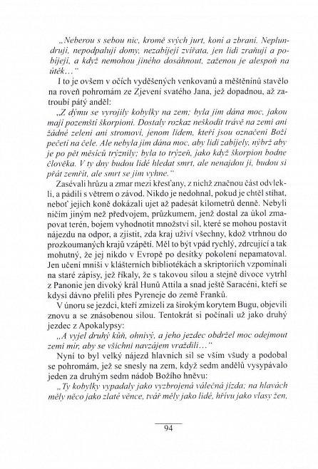 Náhled Rytířská krev - Rytířské bitvy a osudy II. 1208-1346