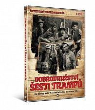 Dobrodružství šesti trampů - 2DVD