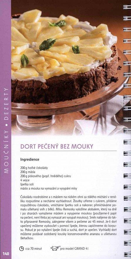 Náhled Recepty remoska - Pečeme zdravě a chutně