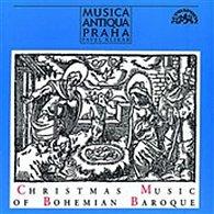 Česká barokní vánoční hudba - CD