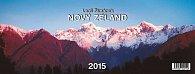 Stolní kalendář 2015 - Nový Zéland