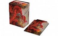 Art: Easley, Dragon - krabička na karty