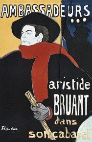 Zápisník Art Nouveau: Aristide malý