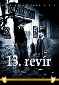13. revír - DVD box