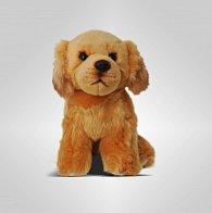 Pes retriever sedící - 25 cm