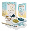 By Hand: A Modern Lettering Kit (Miniature Editions)