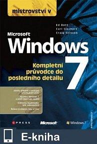 Mistrovství v Microsoft Windows 7 (E-KNIHA)