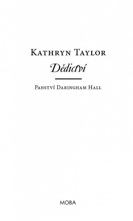 Náhled Panství Daringham Hall - Dědictví