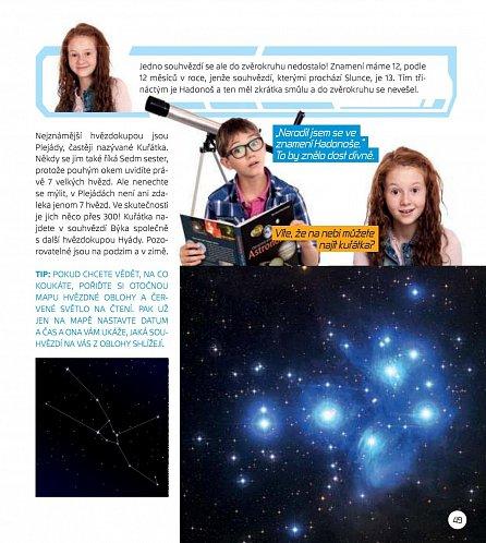 Náhled Teleskop aneb Letový deník vesmírné mise