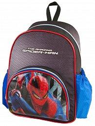 Batoh dětský Spiderman černo/modrý