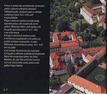 Náhled Česká republika UNESCO - malá / vícejazyčná