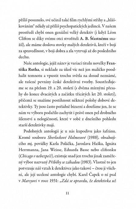 Náhled Lupiči nedobytných pokladen - Výbor z detektivních povídek českých spisovatelů 19. a počátku 20. století