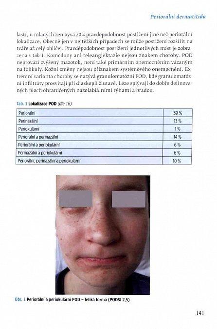 Náhled Obličejové dermatózy