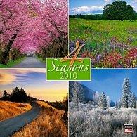 4 Seasons 2010 - nástěnný kalendář
