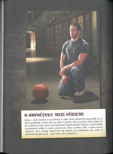 Náhled Trénink vězně - Deník silového tréninku