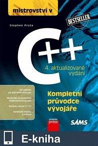 Mistrovství v C++ 4. aktualizované vydání (E-KNIHA)