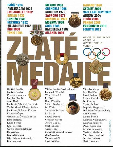 Náhled Zlaté medaile - Zlatí olympijští vítězové