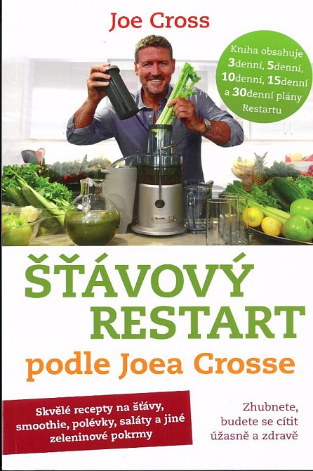 Náhled Šťávový Restart podle Joea Crosse