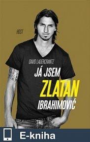 Já jsem Zlatan Ibrahimović (E-KNIHA)