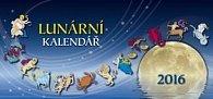 Lunární kalendář 2016 - stolní kalendář