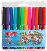 Čtyřlístek fixy - 12 ks