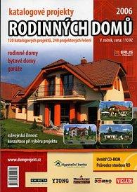 Katalogové projekty rodinných domů 2006
