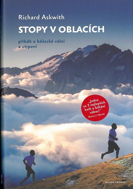 Náhled Stopy v oblacích - Příběh o běžecké vášni a utrpení